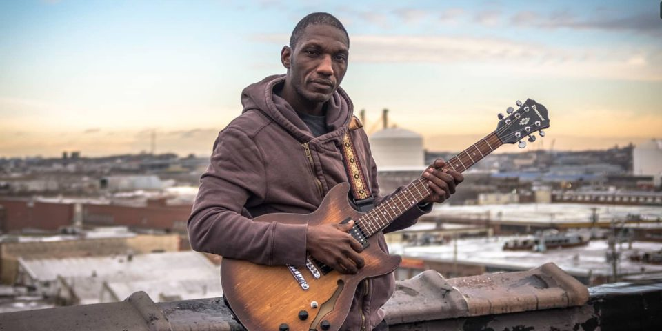Cedric Burnside – Billy Reid Fashion Week