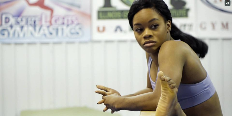 Olympic Gymnasts – P&G BTS
